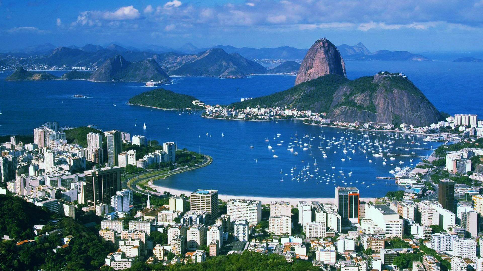Cute Pink Wallpaper Quotes Rio De Janeiro Wallpaper 1920x1080 12980 Wallpaper