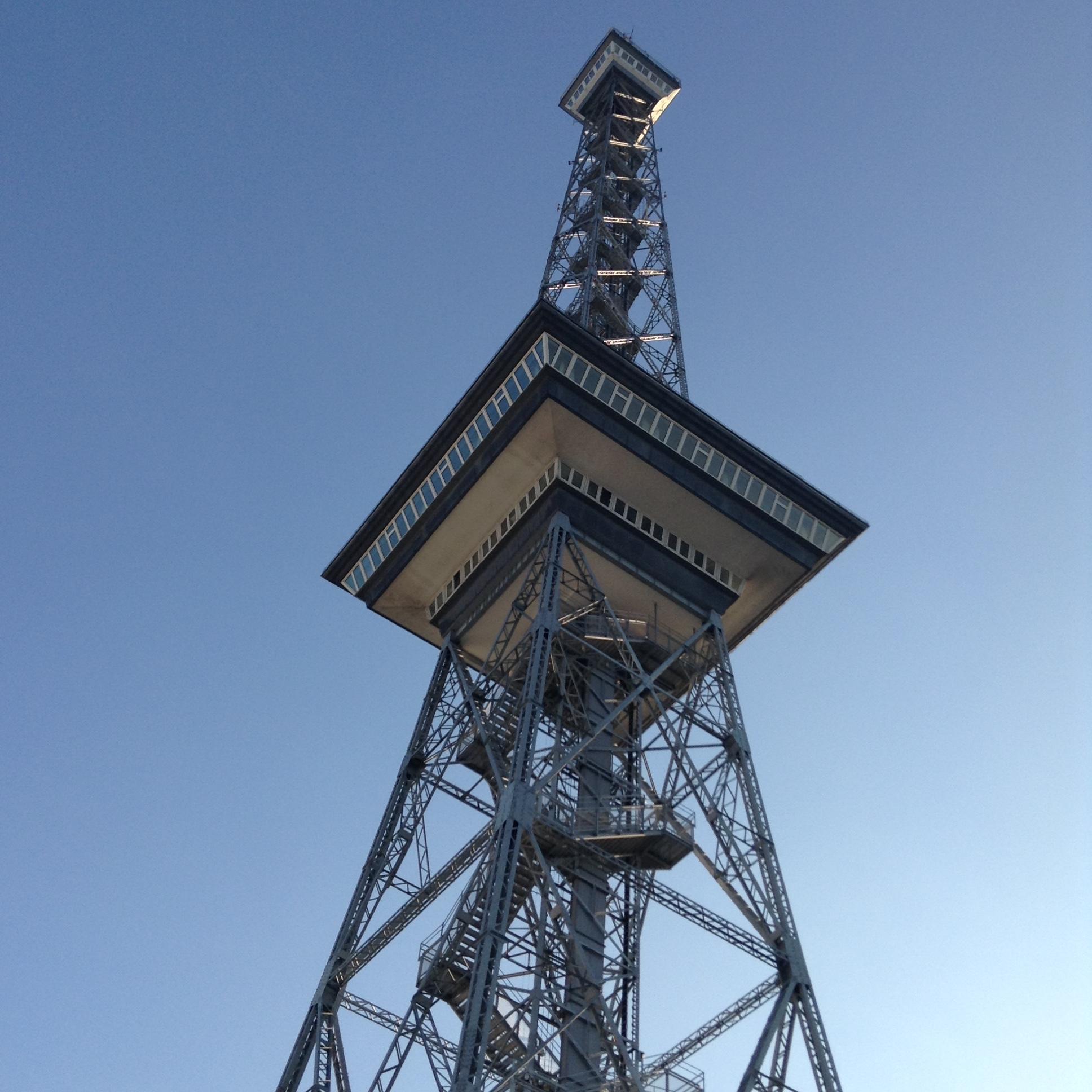 Berlin Radio Tower - the