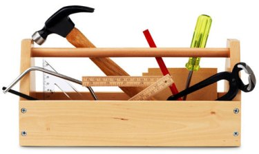 Snyggaste verktygslådan