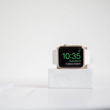 Snyggaste Apple Watch-stället?