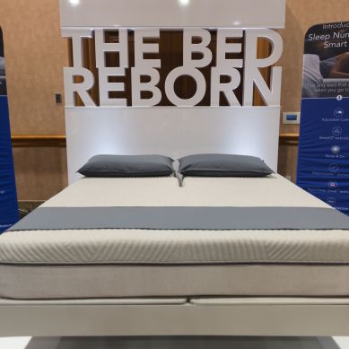 Sleep Number 360 Smart Bed – sov gott!