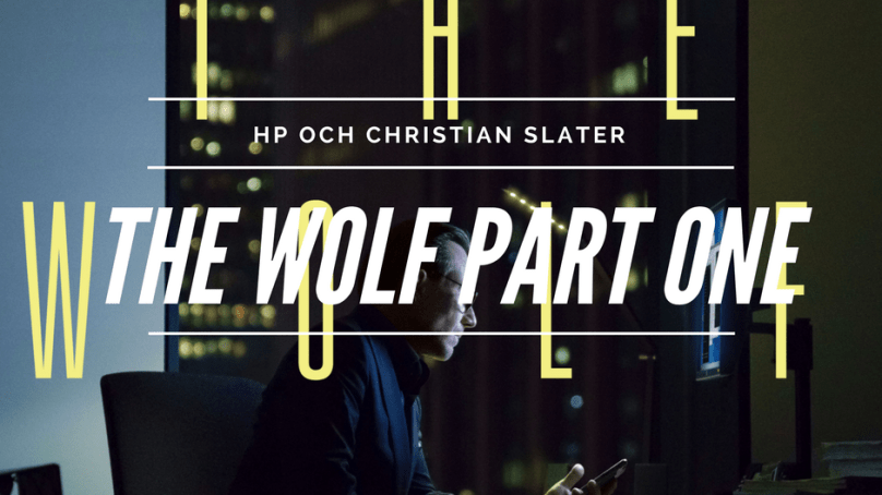The Wolf del 1 – HP 💜 Christian Slater