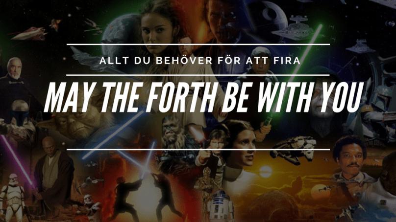 Allt du behöver för att fira internationella Star Wars-dagen