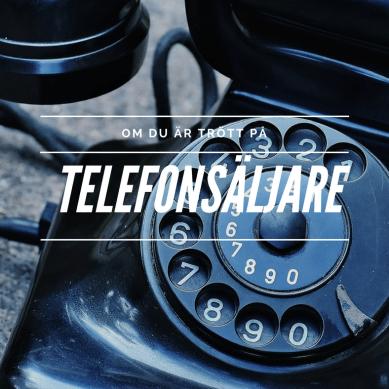 Så här kan du irritera telefonsäljare!
