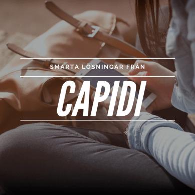 Capidi löser vardagsproblem