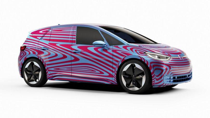 Volkswagen ID.3 – en elbil för den urbana?