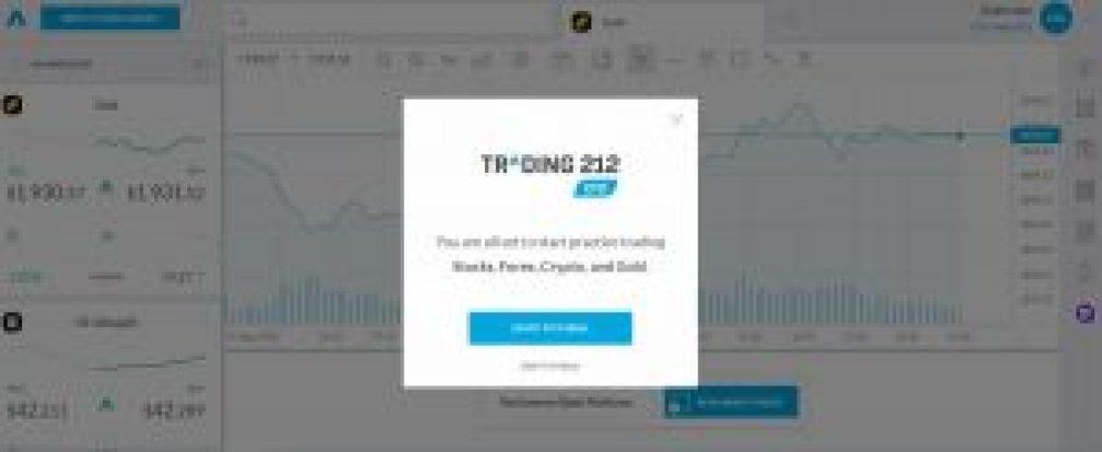 Cómo abrir una cuenta Demo en TRADING212