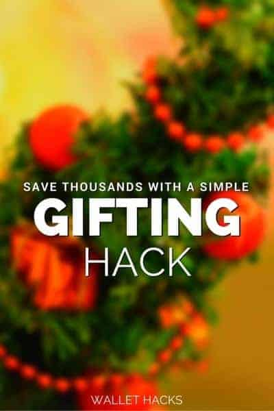 Secret Santa Gifting Hack - Use this hack to save thousands of dollars in gifts!
