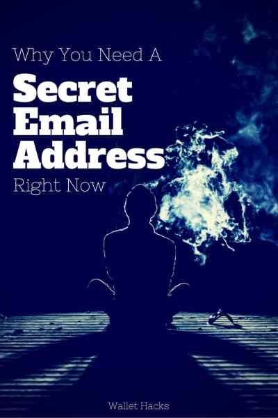 """Websites are being hacked every day, revealing sensitive email addresses, usernames, and passwords. If you use only one email address, learn why this could cost you big time and how a secret """"classified"""" email address is the way to go for the most sensitive of accounts."""