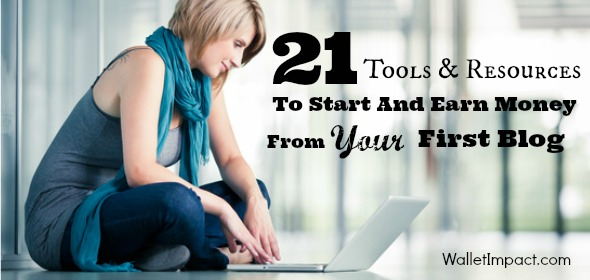 21 tools and resources to start your first blog