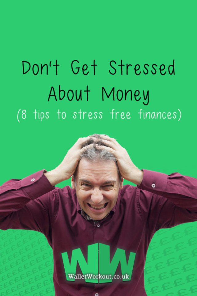 Don't Get Stressed About Money