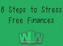 8 Steps to Stress Free Money - Wallet Workout