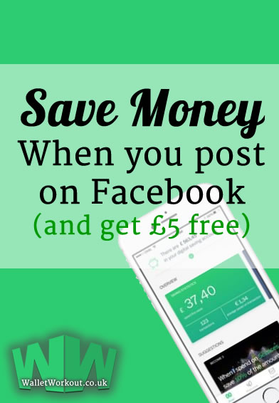 Save Money when you post on Facebook - Oval Money App