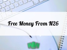 Free Money from N26 Referral Code