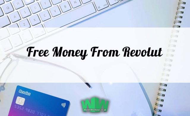 Free Money From Revolut