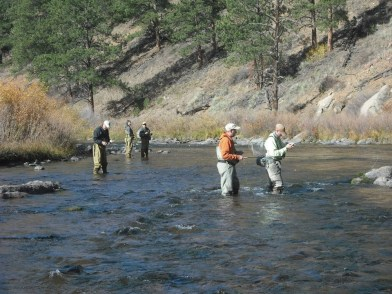 South Platte Trout Fishing 2