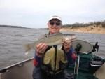 davenport walleye