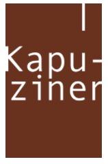 Webseite Kapuzinerkloster Werne