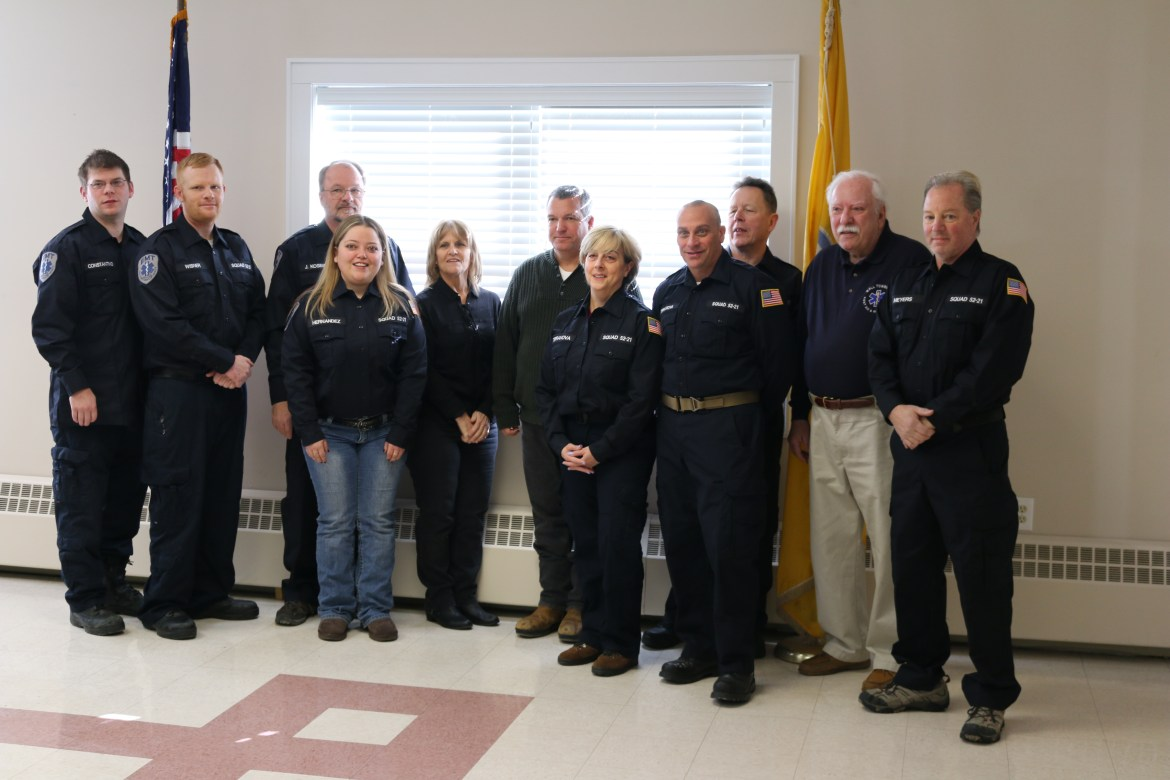 2018 Officers and Trustees