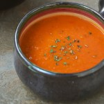Spicy Goji Berry Soup