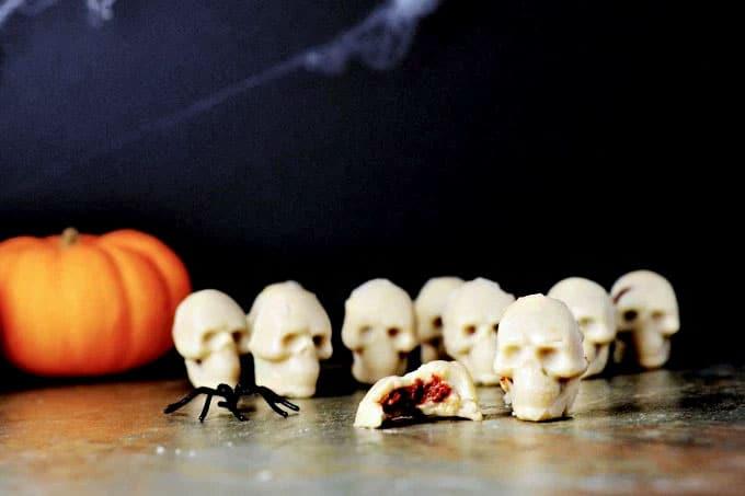 Candy Skull Crushers (Raw, Vegan + GF)