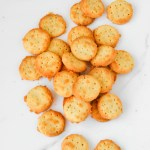 Mini Cheddars {Gluten-free, Low Carb}