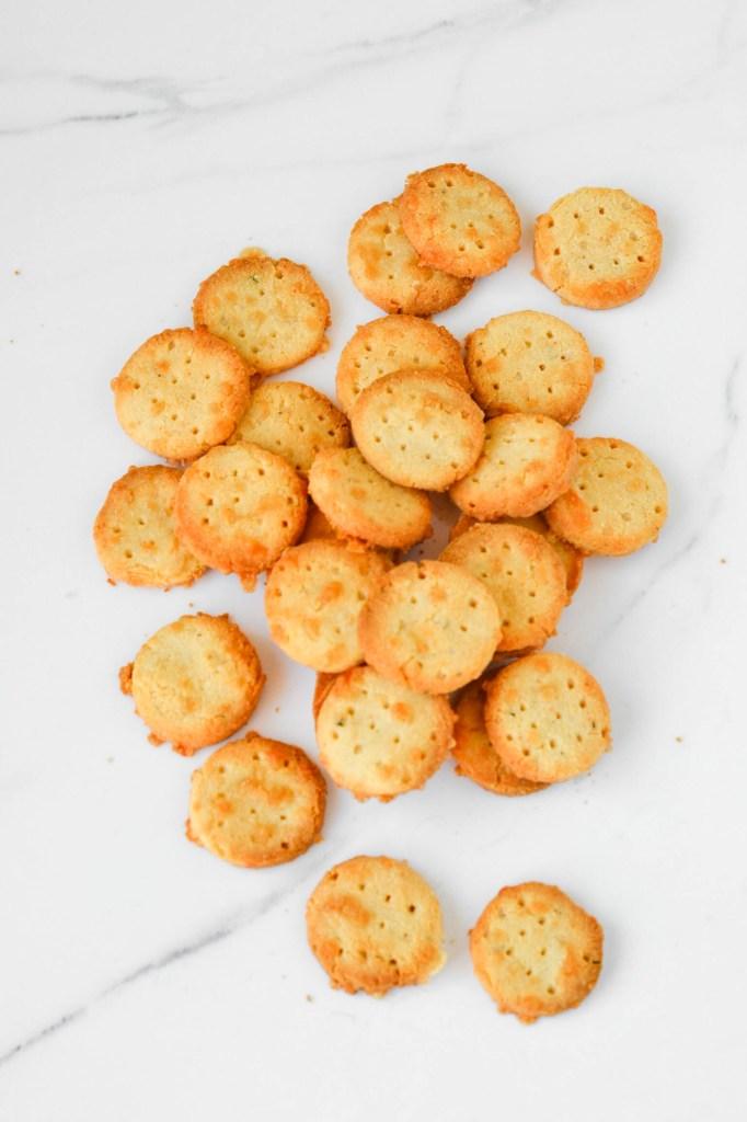 Mini Cheddars {Gluten-free, Low Carb}