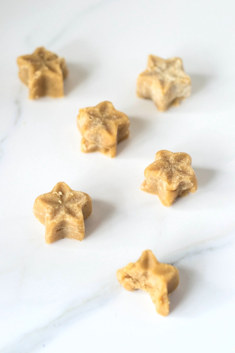 Vegan Maple Fudge Recipe - Just 2 Ingredients!