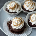 Flourless Chocolate Banana Cupcakes {Vegan}