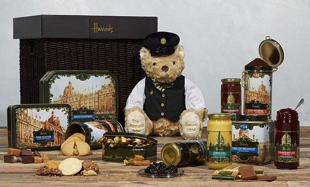Harrods Annual Hamper