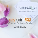 MyPrint-247 Business Cards Review + Giveaway! (UK)