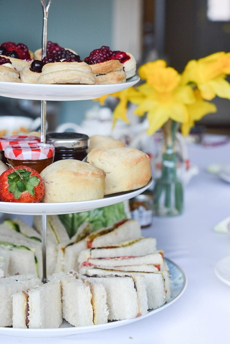 How to serve a vegan afternoon tea wallflower kitchen how to serve a vegan afternoon tea at home wallflowergirl forumfinder Choice Image