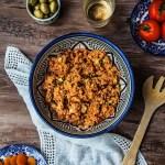 Gluten-free Kisir