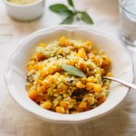 Vegan Butternut Squash & Chilli Risotto