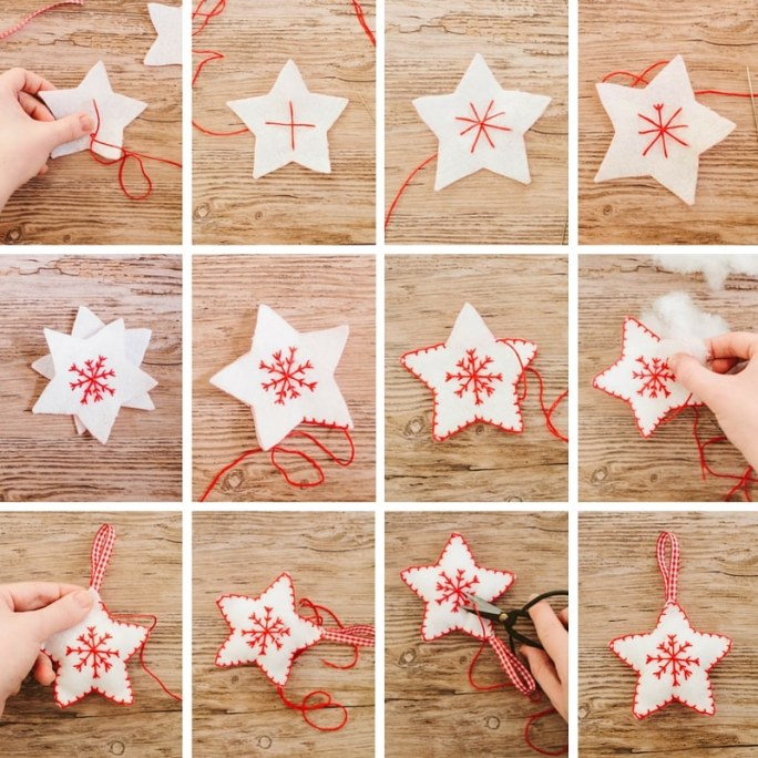 DIY Nordic-Inspired Christmas Decorations