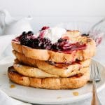 Quick & Easy Vegan French Toast