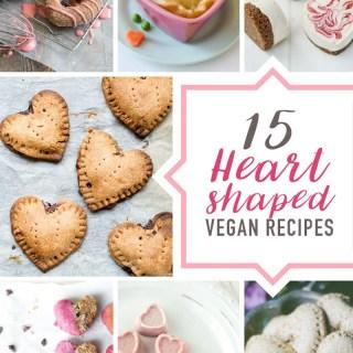 15 Vegan Heart-Shaped Treats For Valentines