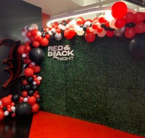 U of L Black and Red Night