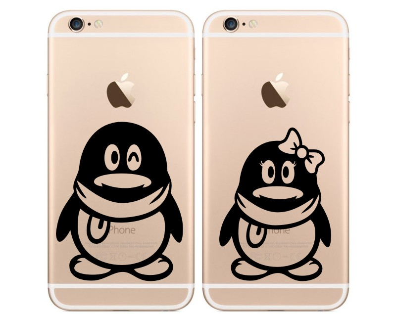 iphone 6 gold pinguin