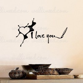 paint splash wall decal