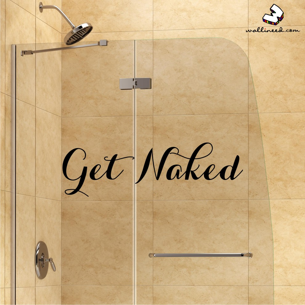 get naked decal