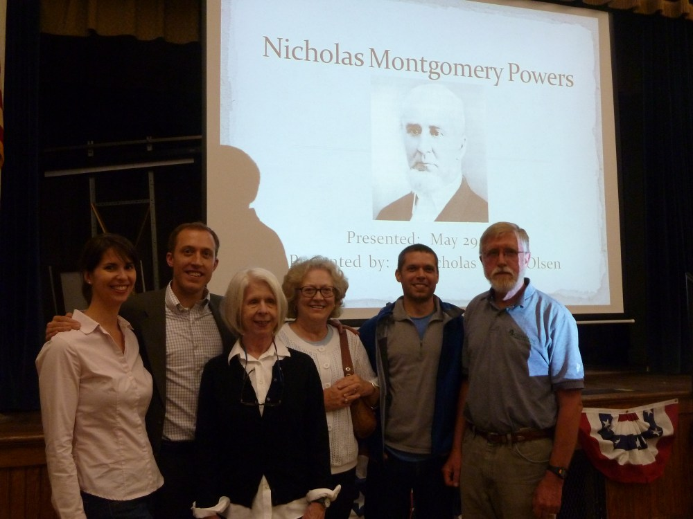 The Covered Bridges of Nicholas Powers (6/6)