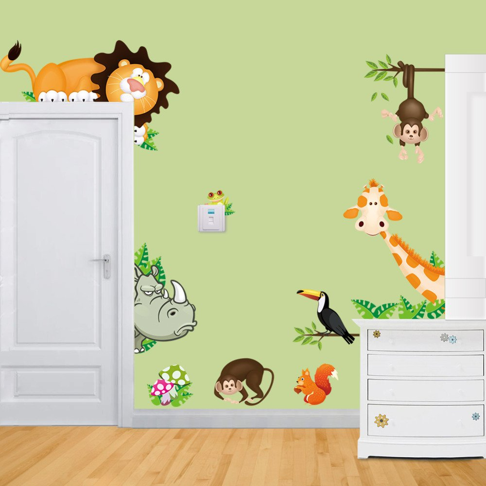 Wallingshop.com - Online Wall Decal Store for Stickers, Canvas & Arts