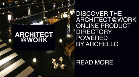 Wallken, visítanos en ARCHITECK WORK 2019
