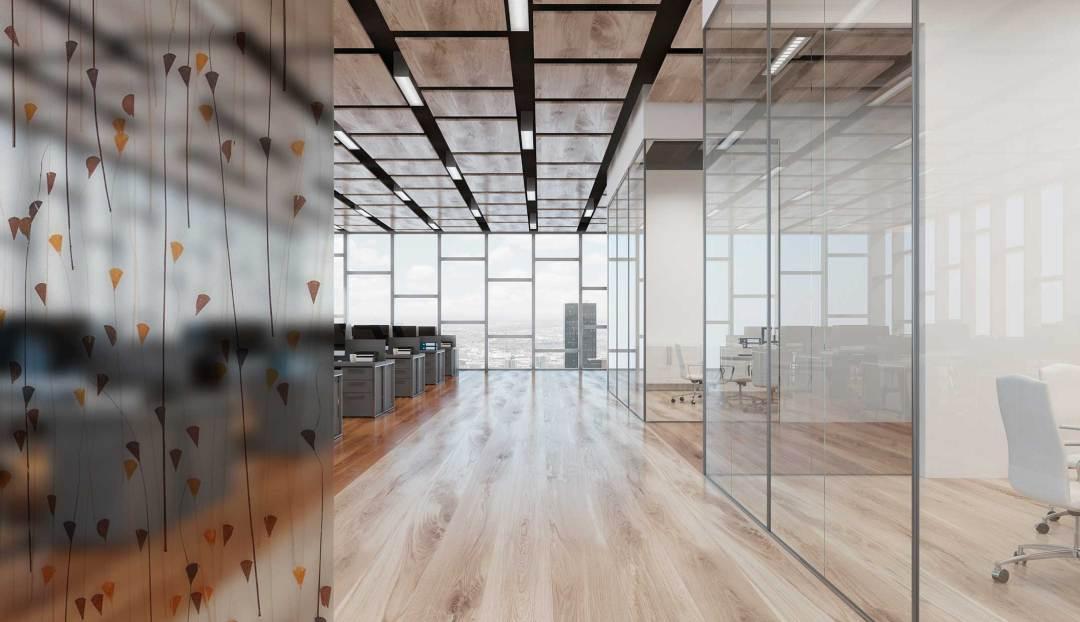 Paneles orgánicos para oficinas