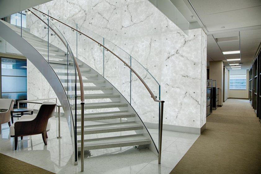 Paneles de resina ecologica para ,paredes, techos, divisiones, muebles, escaleras