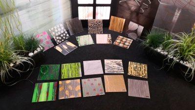 paneles organicos fabricados con materiales reciclados