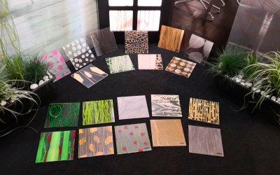 Architect Work 2019: Wallken presentó sus paneles fabricados a mano con materiales reciclados ecologicamente sostenibles