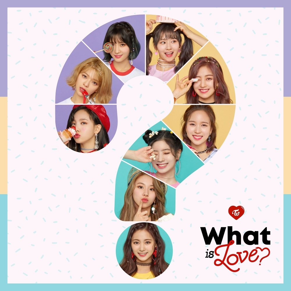 twice what is love album free download