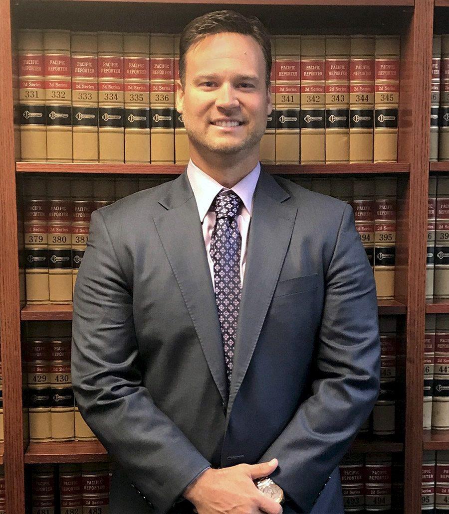 Attorney Nathan Wall, Wall And Wall, Salt Lake City, Utah